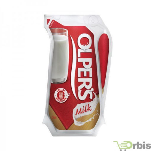 Picture of OLPERS FULL CREAM MILK POUCH 250ML