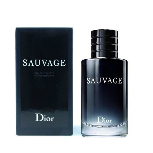 Picture of CHRISTIAN DIOR SAUVAGE EDT FOR HIM 100ML