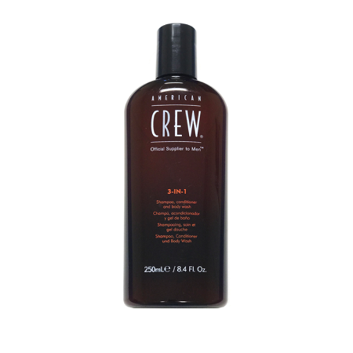 Picture of AMERICAN CREW 3IN1 SHAMPOO 250ML