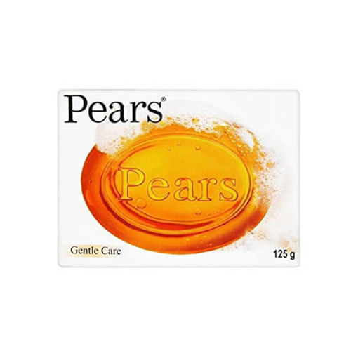 Picture of PEARS SOAP ORANGE 125G