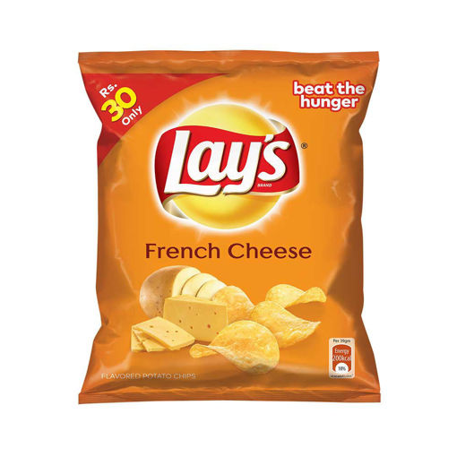 Picture of LAYS FRENCH CHEESE POTATO CHIPS 40 G