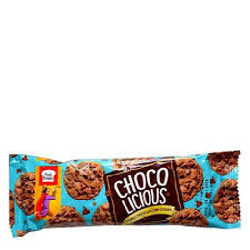 Picture of PEEK FREANS CHOCOLICIOUS DOUBLE CHOCOLATE BISCUIT