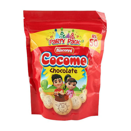 Picture of BISCONNI COCOMO CHOCOLATE PARTY PACK