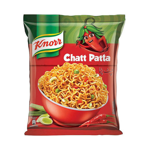 Picture of KNORR CHATPATA NOODLES 66G
