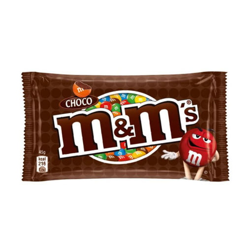 Picture of M&M'S CHOCOLATE 45G