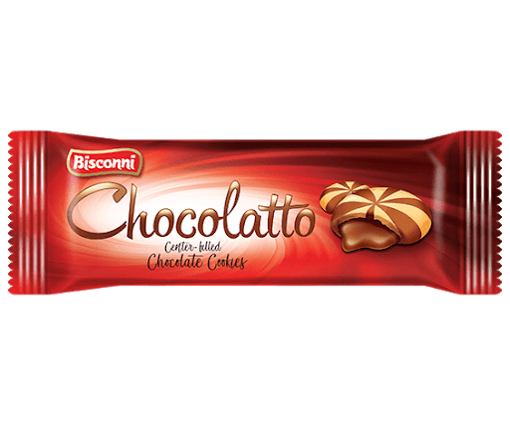 Picture of BISCONNI CHOCOLATTO BISCUITS 20G