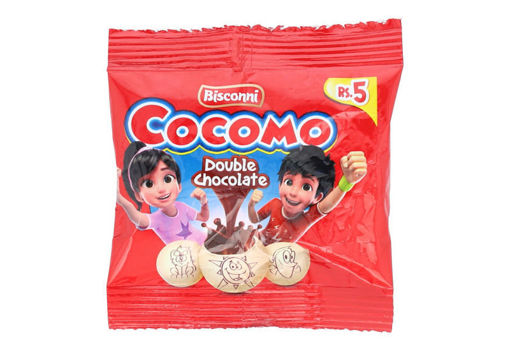 Picture of BISCONNI COCOMO CHOCOLATE FILLED COOKIE PACK