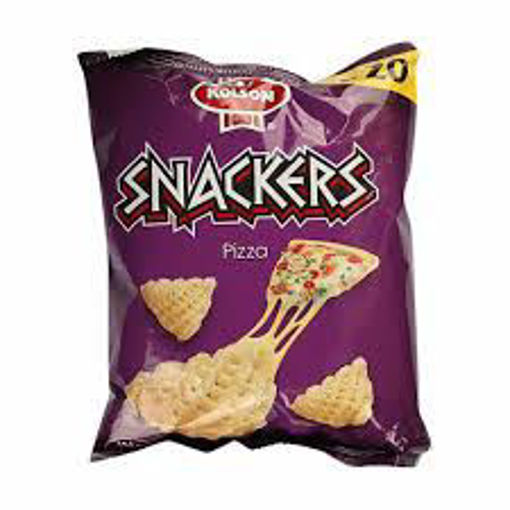 Picture of KOLSON SNACKERS PIZZA 10G