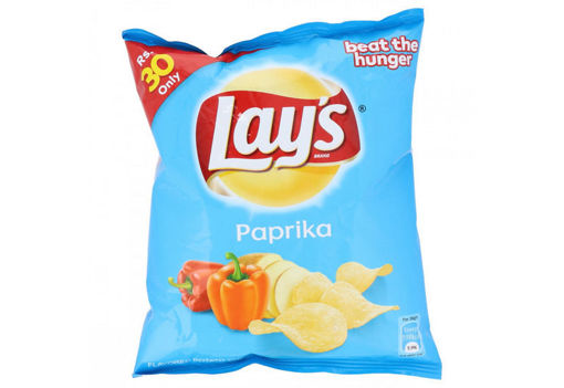 Picture of LAYS PAPRIKA CHIPS 38G