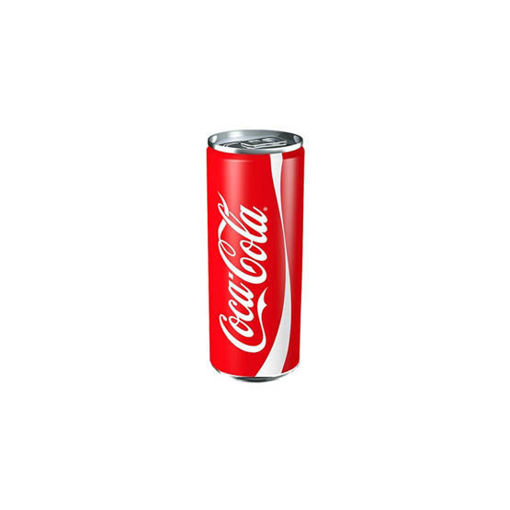 Picture of COCA COLA CAN 250ML