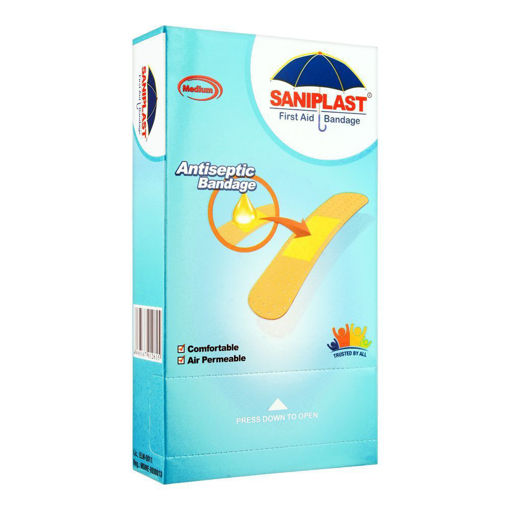 Picture of SANIPLAST BANDAGE FAMILY PACK