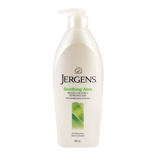 Picture of JERGENS SOOTHING ALOE MOIST LOTION 400ML