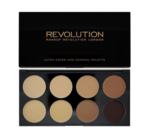 Picture of REVOLUTION COVER & CONCEAL PALETTE 10G