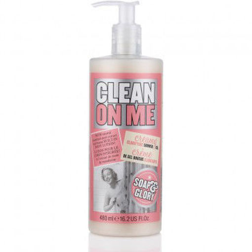 Picture of SOAP & GLORY CLEAN ON ME SHOWER GEL 500ML