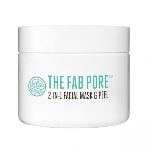 Picture of SOAP & GLORY THE FAB PORE 2 IN 1 FACIAL MASK+PEEL 50ML