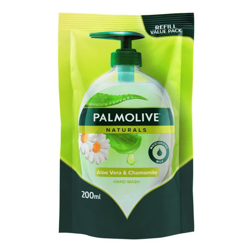Picture of PALMOLIVE NATURAL ALOE MILK & HONEY HAND WASH 200ML