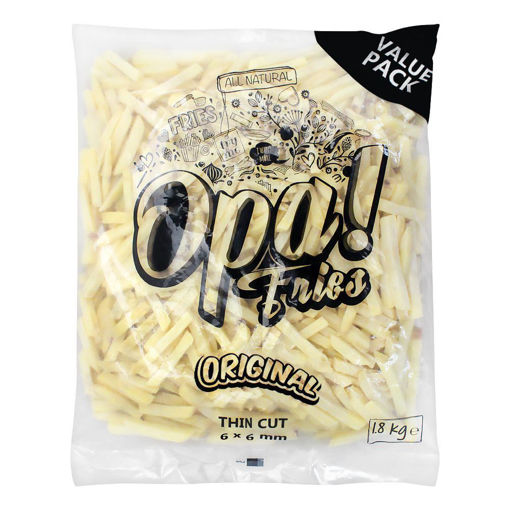 Picture of OPA FRIES ORIGINAL 1.8KG
