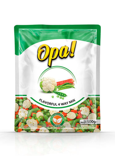 Picture of OPA 4 WAY MIX RETAIL 500GM