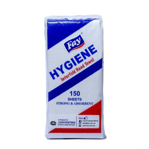 Picture of FAY HYGINENE HAND TOWEL 150S