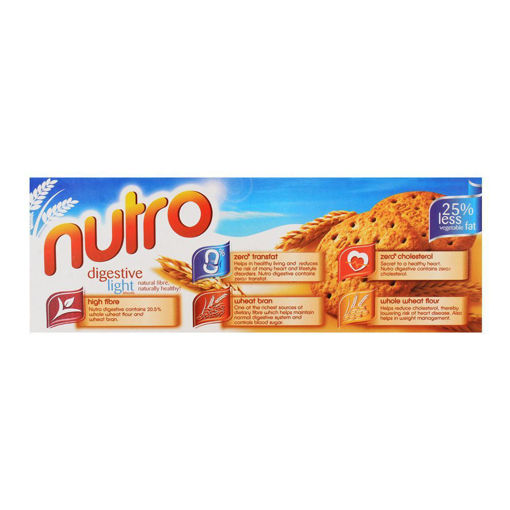 Picture of NUTRO DIGESTIVE LIGHT BISCUIT 400G