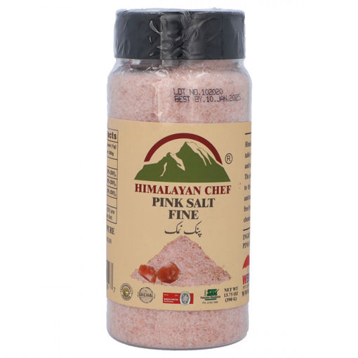 Picture of HIMALAYAN CHEF PINK SALT FINE 390G