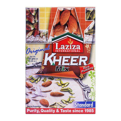 Picture of LAZIZA KHEER MIX 155G (STANDARD)