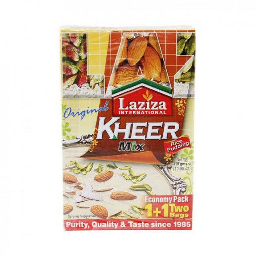 Picture of LAZIZA KHEER MIX RICE PUDDING  310GRM ECO