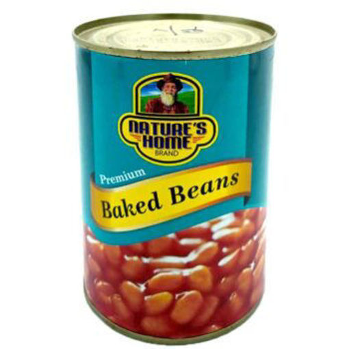 Picture of NATURE HOME BAKED BEANS 400G