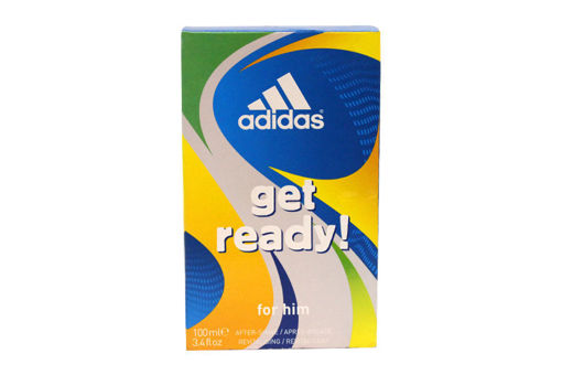 Picture of Adidas Get Ready For Him After Shave 100Ml