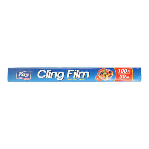 Picture of FAY CLING FILM POLYETHYLENE 45CM X 30M 100 FT