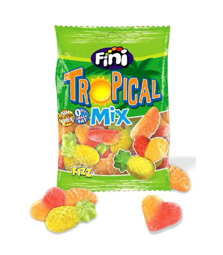 Picture of FINI TROPICAL MIX 80G