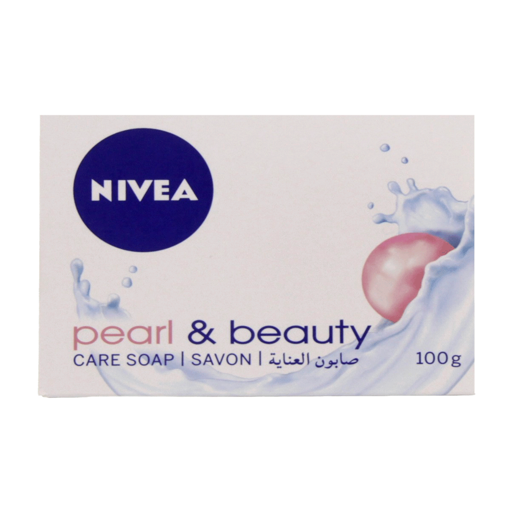 Picture of NIVEA SOAP PEARL & BEAUTY 100 GM
