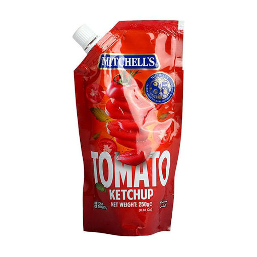 Picture of MITCHELLS TOMATO KETCHUP 250G