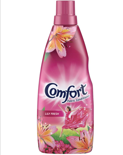 Picture of COMFORT AFTER WASH FABRIC CONDITIONER LILY FRESH 4