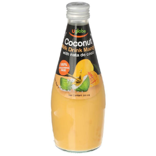 Picture of UGLOBE MILK DRINK WITH MANGO 290ML