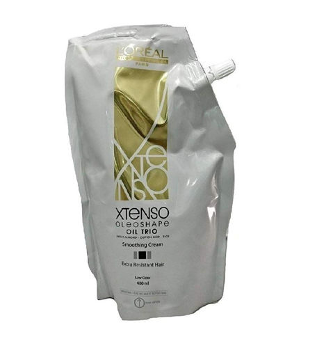 Picture of LOREAL XTENSO OIL TRIO SMOOTHING CREAM 400ML