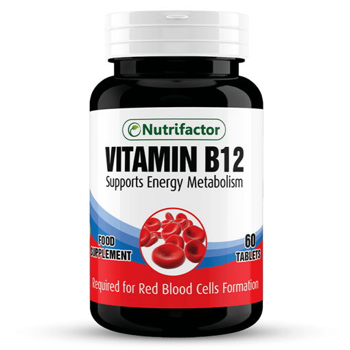 Picture of NUTRIFACTOR B12 TAB