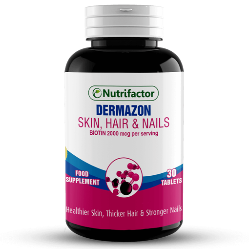 Picture of NUTRIFACTOR HAIR NAILS & SKIN  TAB
