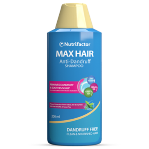 Picture of NUTRIFACTOR MAX HAIR SHAMPOO