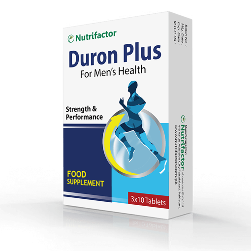 Picture of NUTRIFACTOR DURON PLUS TAB