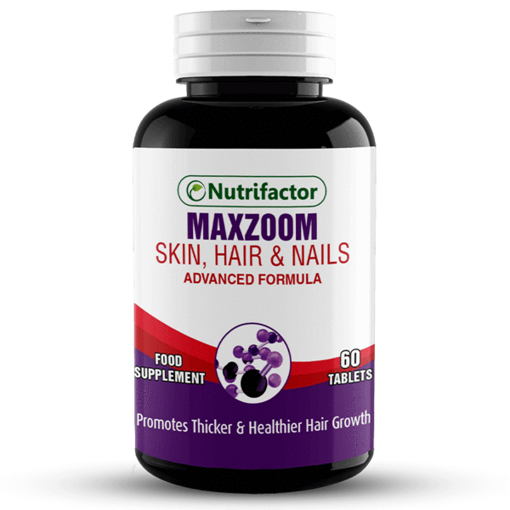 Picture of NUTRIFACTOR MAXZOOM HAIR GROWTH TAB