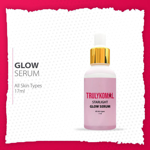 Picture of TRULYKOMAL STARLIGHT GLOW SERUM WITH VITAMIN C 17ML
