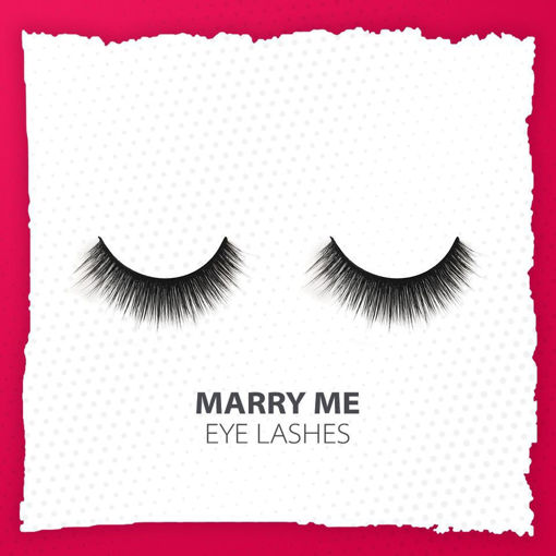 Picture of TRULYKOMAL MARRY ME 3D EYELASHES RE-USABLE