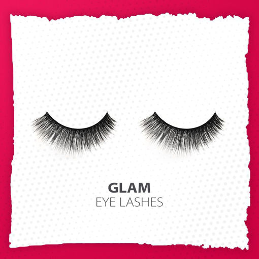 Picture of TRULYKOMAL GLAM 3D EYELASHES RE-USABLE