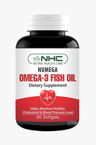 Picture of NH OMEGA 3 FISH OIL CAP