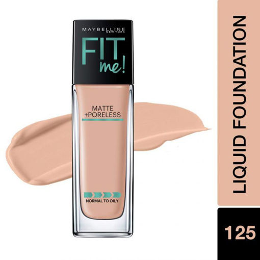 Picture of MAYBELLINE FIT ME MATTE+PORELESS NORMAL TO OILY SP