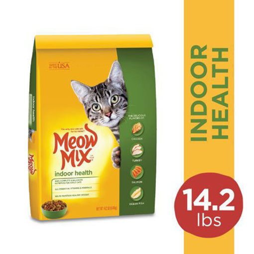 Picture of MEOW MIX INDOOR CONTROL 7.26KG