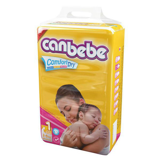 Picture of CANBEBE SUPER ECONOMIC PACK NEW BORN 48PCS