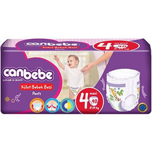 Picture of CANBEBE BABY PANTS MAXI 4 40s