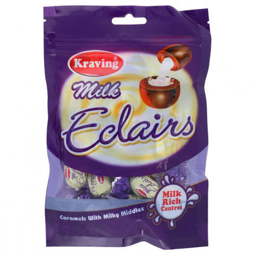 Picture of KRAVING MILK ECLAIRS 100G